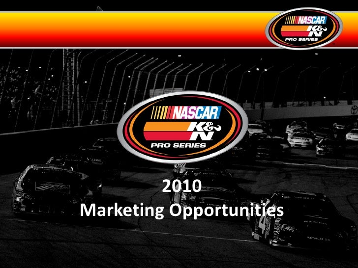 2010 Marketing Opportunities