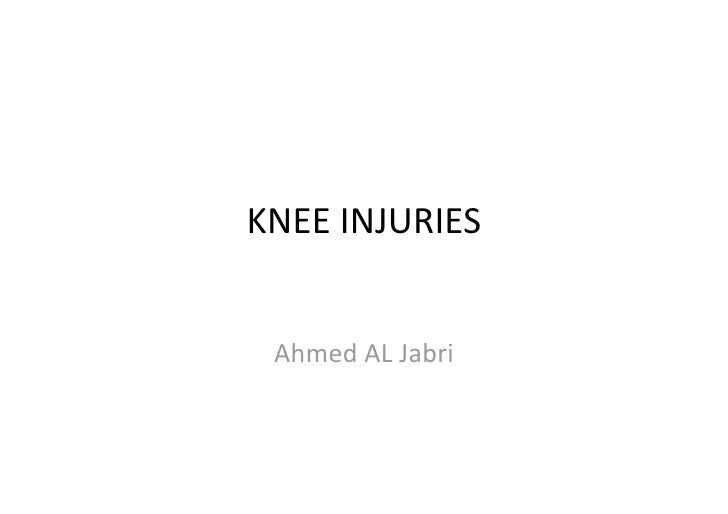 KNEE
