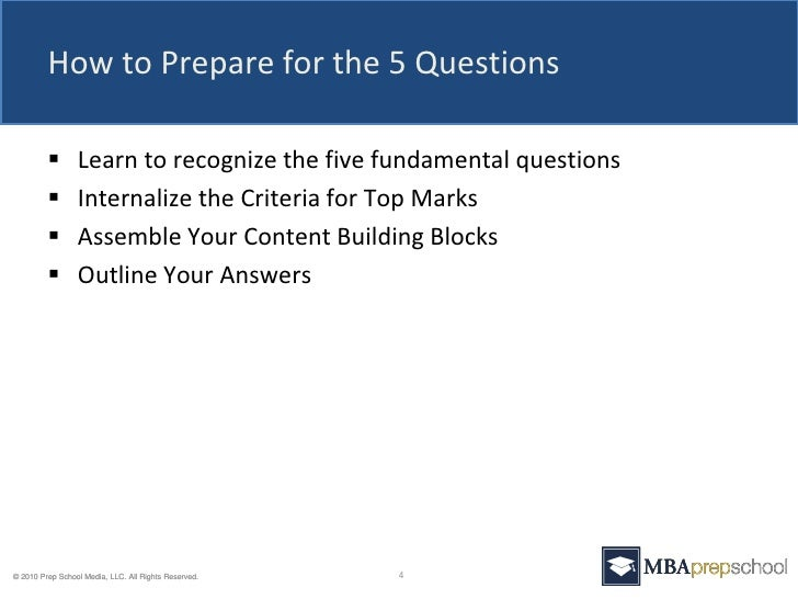 Usc mba essay questions 2012