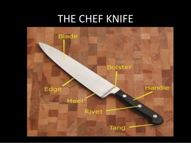 Knife skill Slide 2