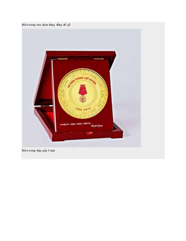 Kỷ niệm chương gỗ.biểu trưng gỗ đồng,bảng vinh danh,đĩa lưu niệm Slide 2