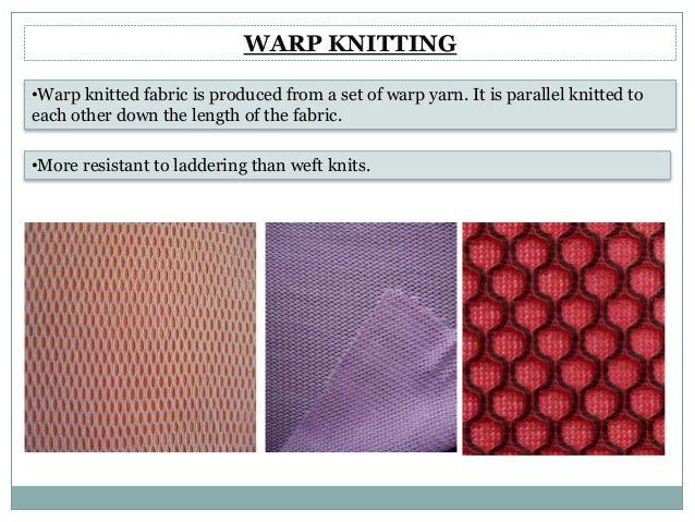 type of knitting machine