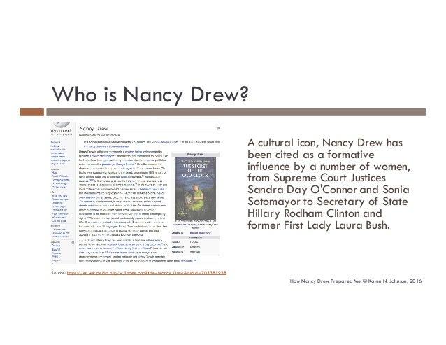 Karen N Johnson Keynote address QA or the Highway 2016: How Nancy Drew prepared me to become a software tester Slide 2