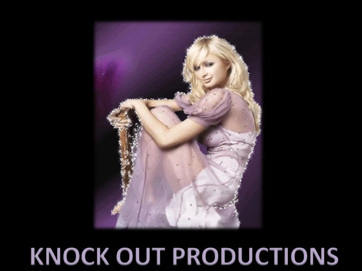 KNOCK OUT PRODUCTIONS Slide 2