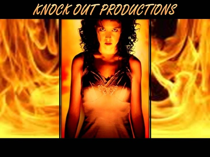 KNOCK OUT PRODUCTIONS Slide 3