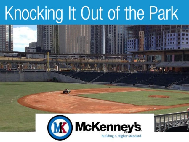 Project Name BB&T Ballpark– Home of the Charlotte Knights Project Location Charlotte, North Carolina Project Team Owner: B...