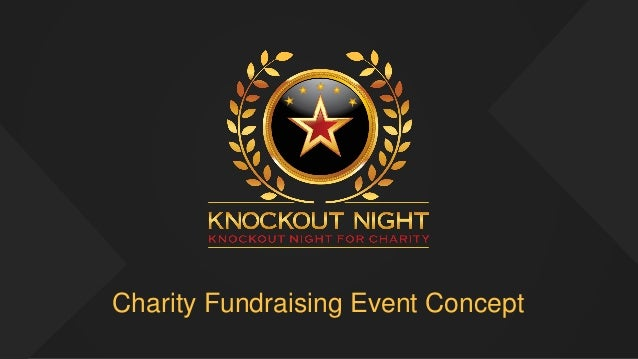 Charity Fundraising Event Concept