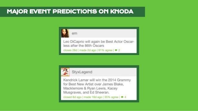 THE BORING BUT NECESSARY STUFF Knoda (pronounced node-uh) Knoda for iPhone knoda.com Twitter @KNODAfuture Facebook.com/KNO...