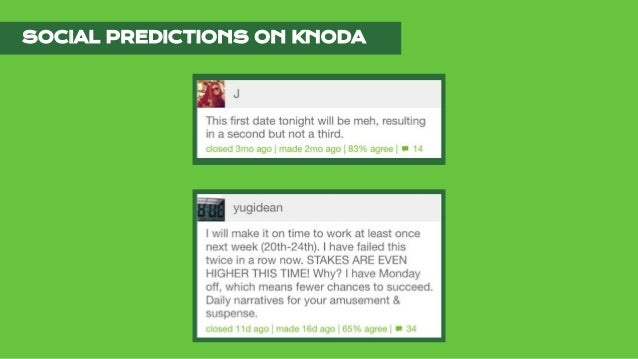 WHY KNODA? We are working to create an addictive experience, much like Crystal Meth, but without, well, you know, all the ...