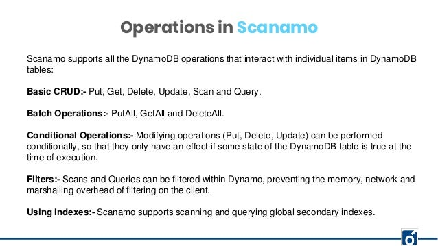 The Rise Of Scanamo: Async Access For DynamoDB In Scala
