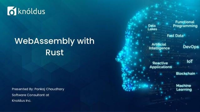 Presented By: Pankaj Chaudhary Software Consultant at Knoldus Inc.