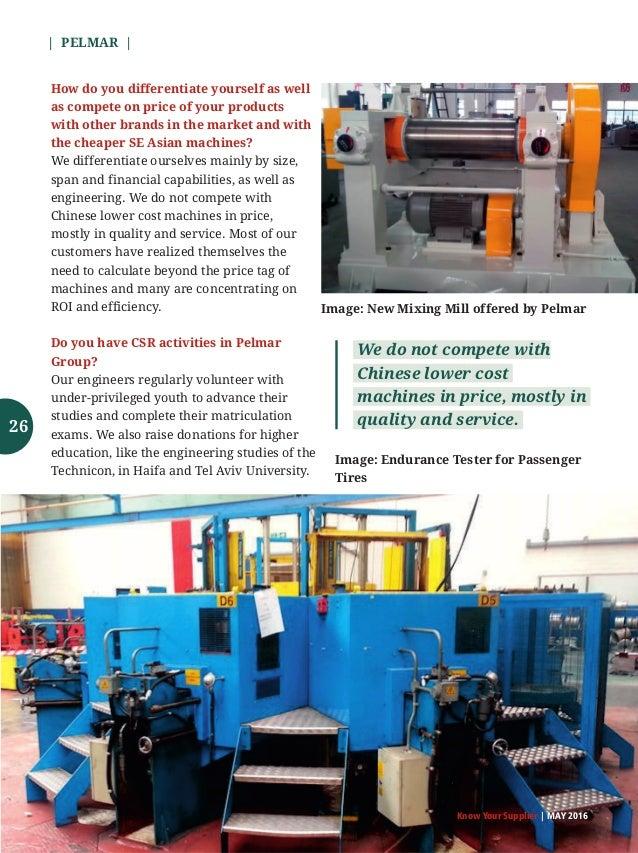 KELACHANDRA MACHINES (MFRS. OF RUBBER INDUSTRIAL MACHINERY) Chingavanam - 686 531, Kottayam, Kerala. India. Phone Off: +91...