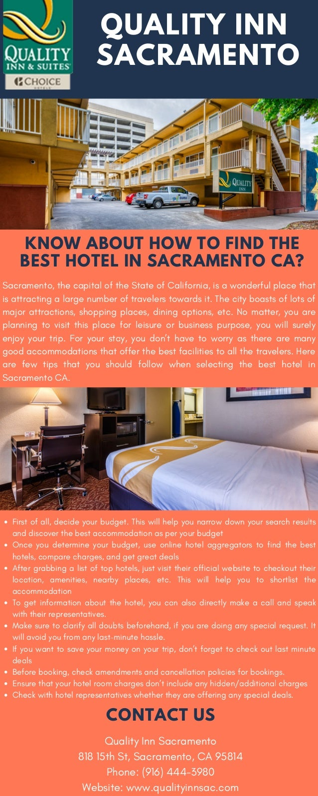 Know about how to find the best hotel in