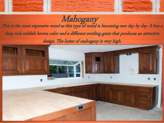 Know All About Wood Kitchen Cabinets