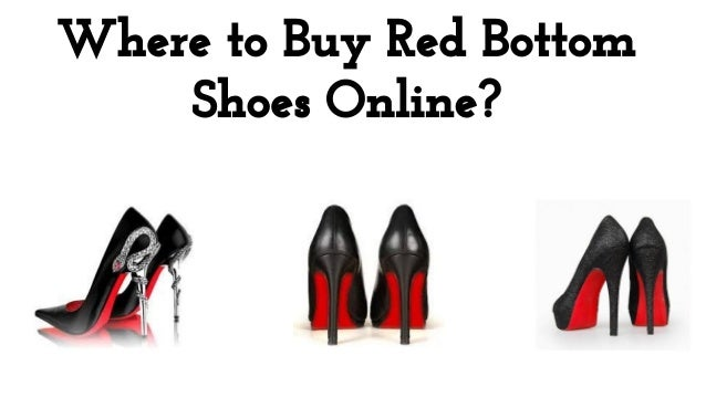 75dd0b5e55c Know Everything About Red Bottom Shoes