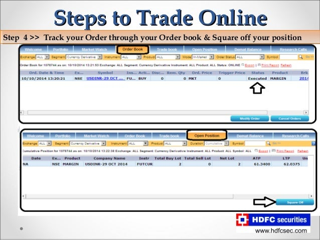 How to trade currencies online