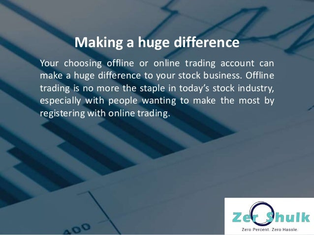Knowing some factors essential when selecting online trading Slide 3
