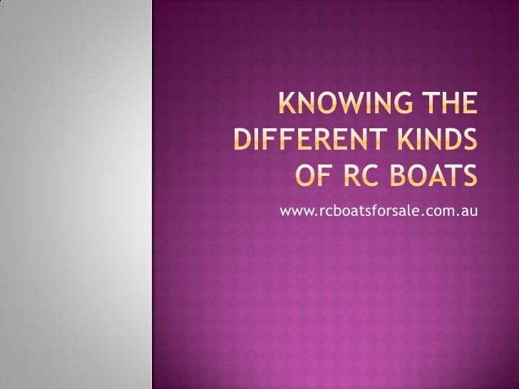 www.rcboatsforsale.com.au