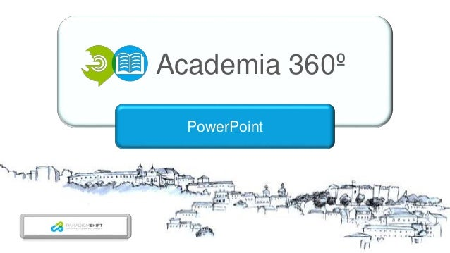 Academia 360º PowerPoint