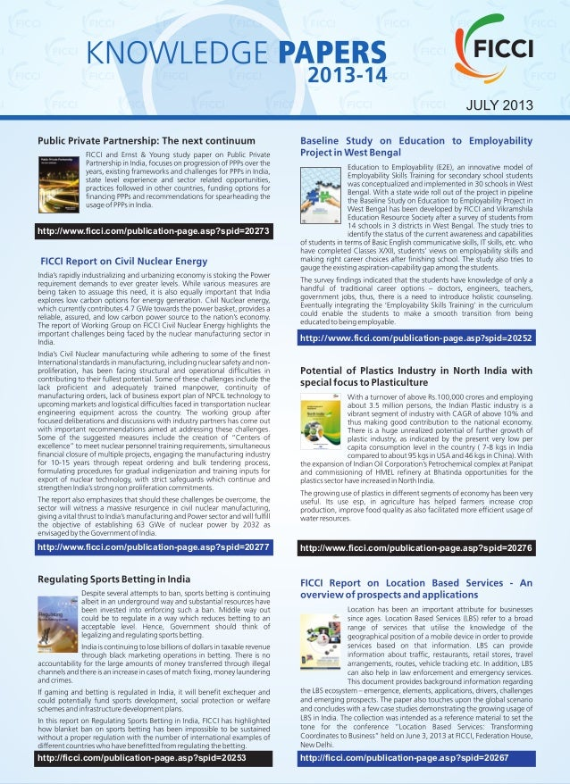 http://www.ficci.com/publication-page.asp?spid=20273 http://www.ficci.com/publication-page.asp?spid=20277 http://ficci.com...