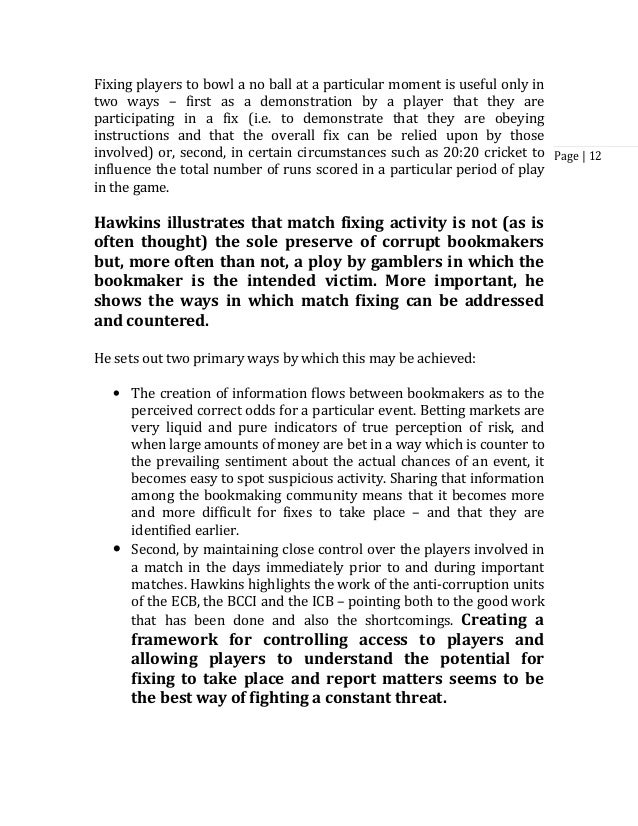 sports gambling essay 1 the social and economic impacts of gambling robert j williams, phd professor, faculty of health sciences, and.