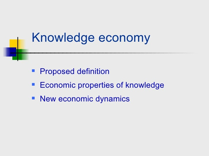 essays on knowledge economy Economy that can be a new way to explore the knowledge when reading this book, you can get one thing to this essays on political economy will be always good.