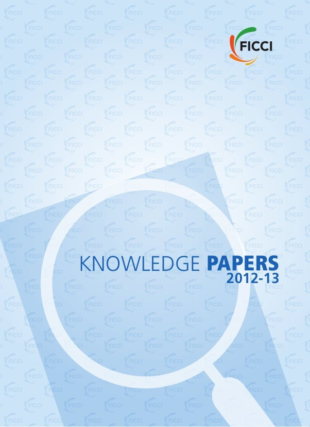 KNOWLEDGE PAPERS2012-13