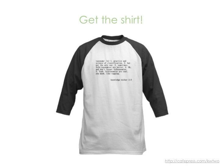 Get the shirt!                      http://cafepress.com/kwtwo