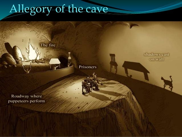 a comparison of the people in the cave from platos allegory of the cave Describe how the people in the cave are situated in plato's parable  the  people are in an underground cave, they can't move their legs or necks to take a  look around  compare the perspective of the freed prisoner with the cave  prisoners.