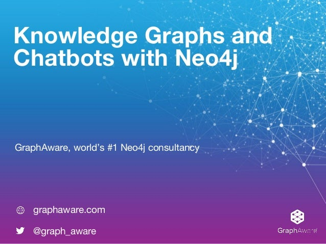 Knowledge Graphs and Chatbots with Neo4j and IBM Watson