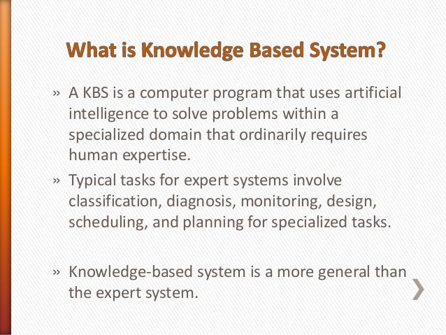 KNOWLEDGE BASED EXPERT SYSTEMS DOWNLOAD