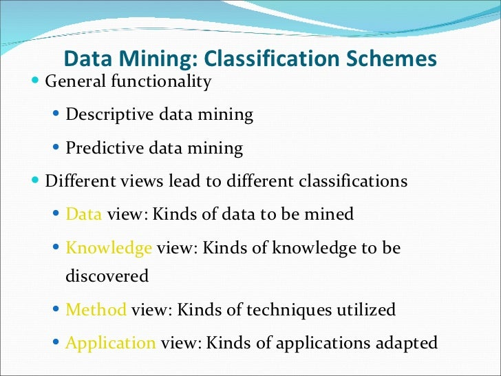 Data mining and knowledge discovery conference