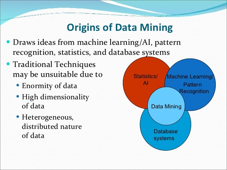research paper on data mining techniques The objective of this research paper is to present a report on breast  chaurasia,  v, pal, s data mining techniques: to predict and resolve.