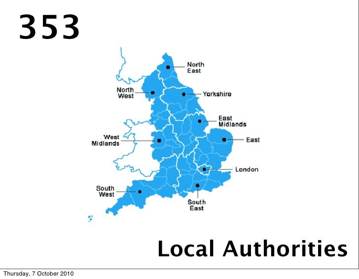 353                                Local Authorities Thursday, 7 October 2010