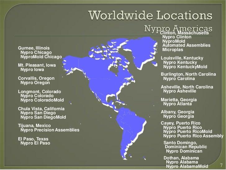 1999 Knowledge Management Nypro