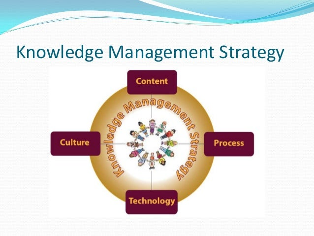 Knowledge Management and Organizational Culture: An Exploratory Study