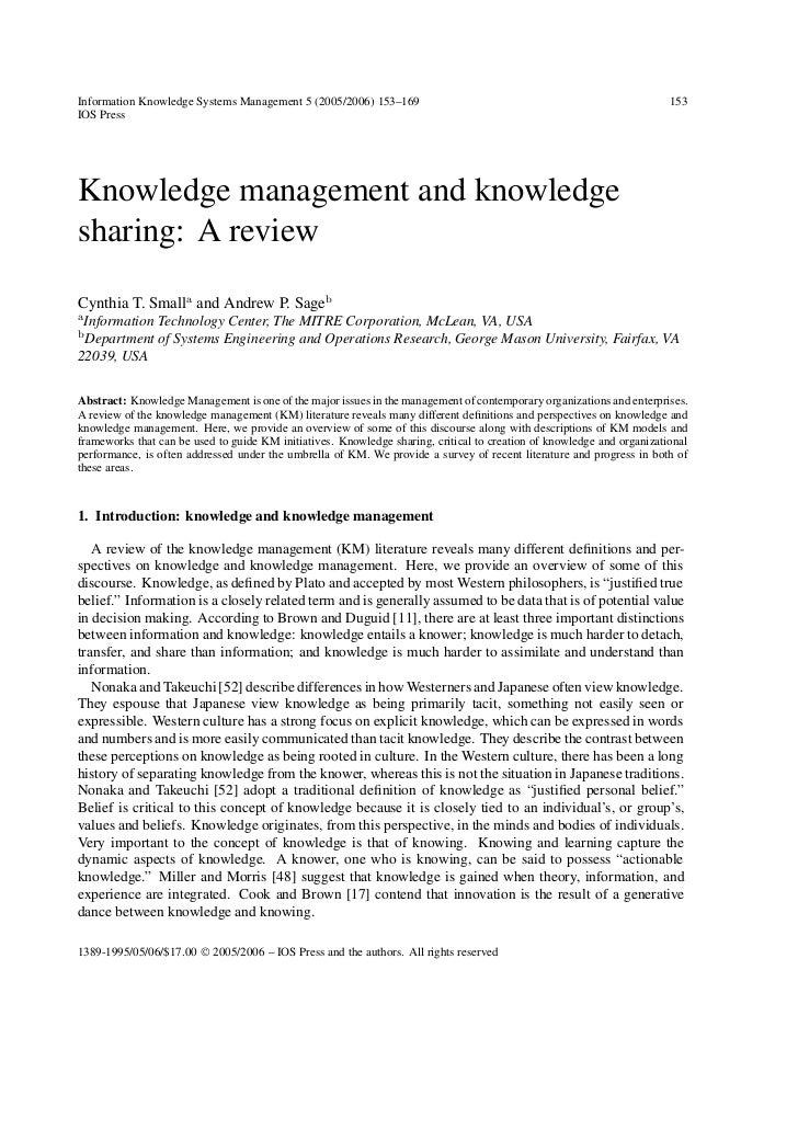 Information Knowledge Systems Management 5 (2005/2006) 153–169                                                          15...