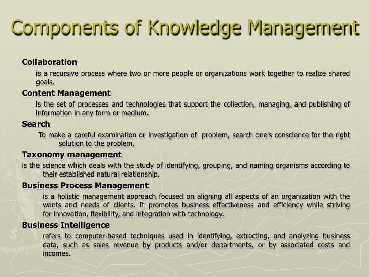 organization of knowledge Acronym okc alternate name(s) theory of knowledge creation, dynamic theory of organizational knowledge creation main dependent construct(s)/factor(s.
