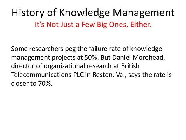 Knowledge Management By Joe Hessmiller
