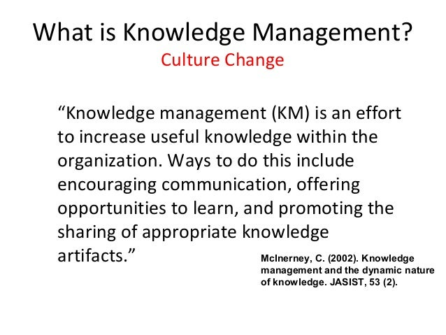 An analysis of knowledge management and its impact on social networks and innovation