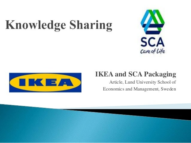 ikea knowledge management With us companies spending $73b on knowledge management software, baseline presents a look back at five companies that successfully deployed knowledge-management systems.