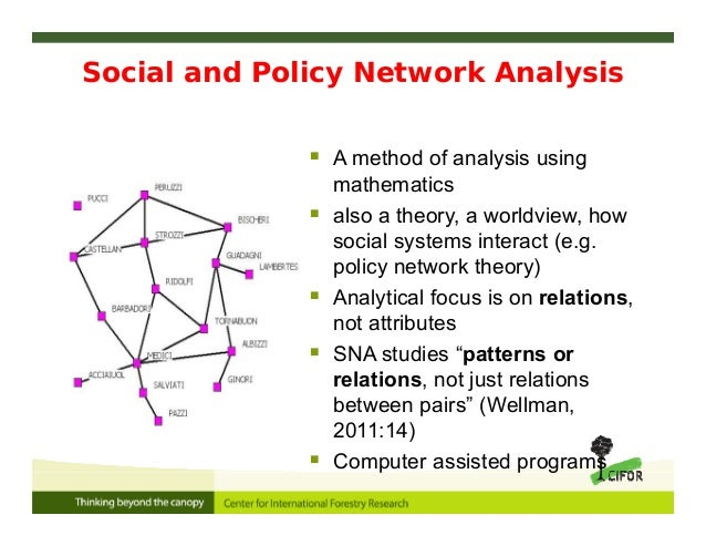 ... increasingly complex; 12. Social and Policy Network ...  sc 1 st  SlideShare & Global Comparative Study on REDD+: Some highlights of the PNA study