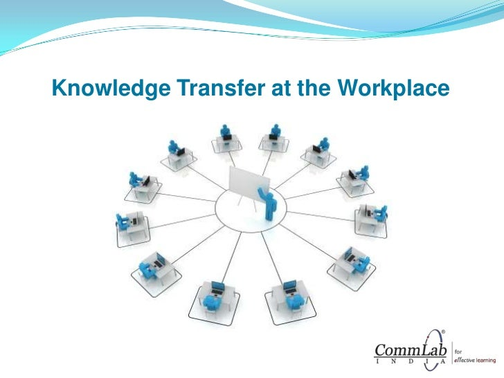 Knowledge Transfer at the Workplace