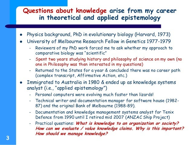 Externalists about Knowledge and Justification?