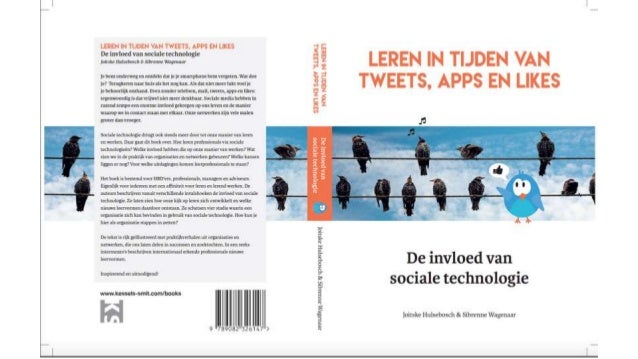 We added a stronger focus on social technologies 12