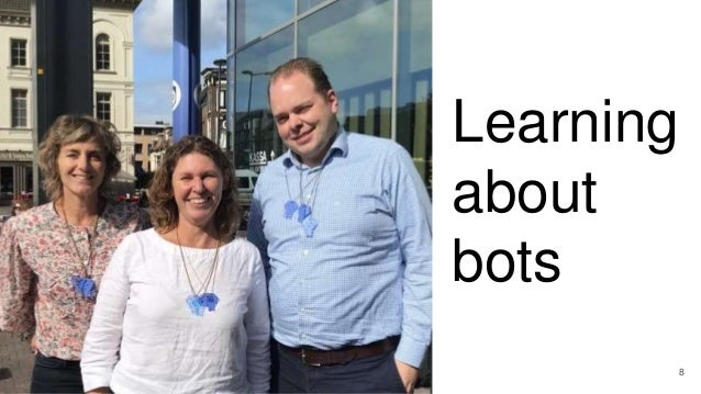 8 Learning about bots