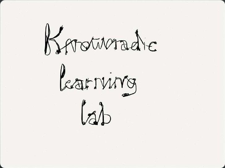 Binnen de minor Knowmads       staan de volgende competenties                CentraalVakkundigheid, Innovatief vermogen, C...