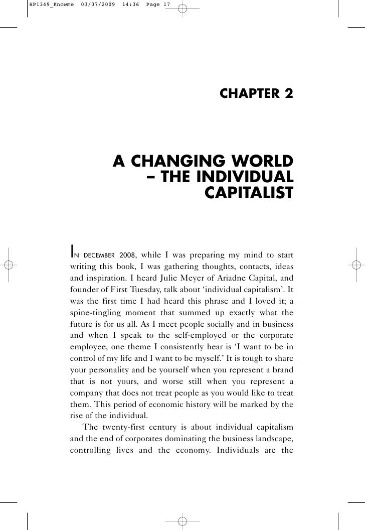 HP1349_Knowme    03/07/2009   14:36   Page 17                                                           CHAPTER 2         ...