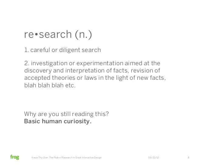re•search (n.)1. careful or diligent search2. investigation or experimentation aimed at thediscovery and interpretation of...