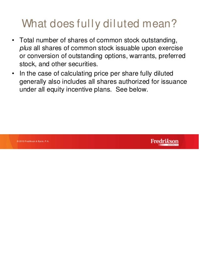 What does it mean to grant stock options